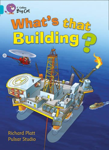 9780007473472: Collins Big Cat - What's that Building?: Band 7/ Turquoise