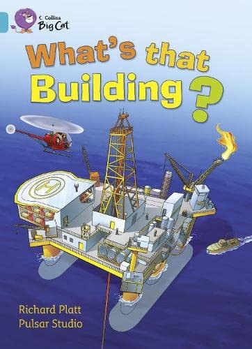9780007473472: What's that Building? (Collins Big Cat)