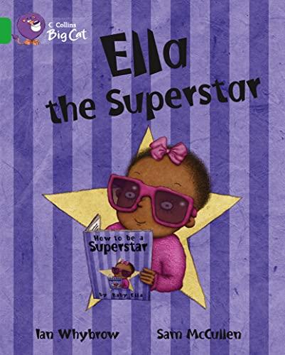 9780007473557: Ella the Superstar Workbook (Collins Big Cat)