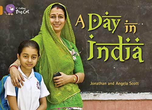 9780007473625: A Day in India Workbook (Collins Big Cat)