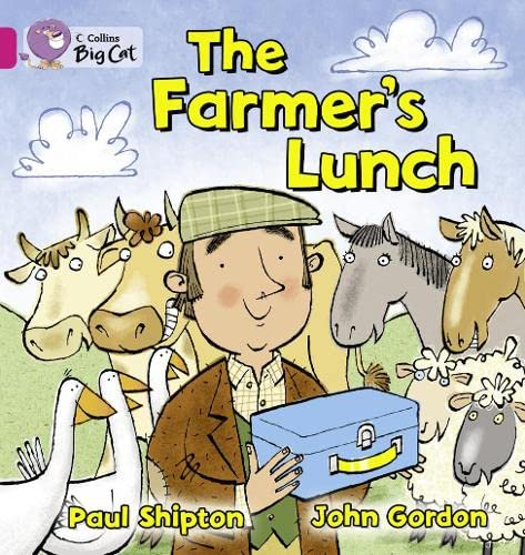 9780007473762: The Farmer's Lunch Workbook (Collins Big Cat)