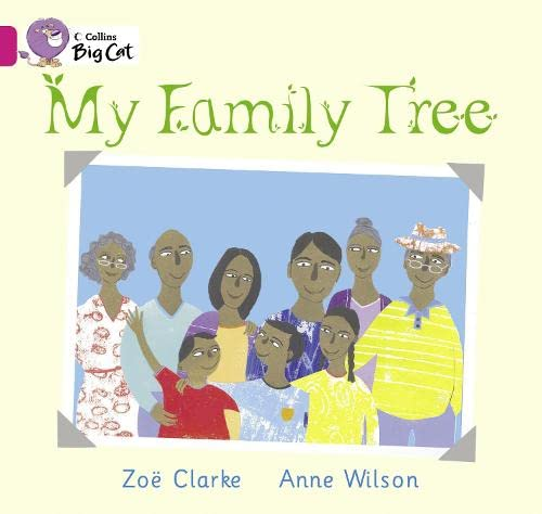 9780007473892: My Family Tree Workbook (Collins Big Cat)