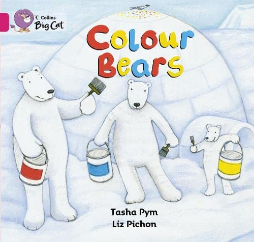 9780007474097: Collins Big Cat - Colour Bears Workbook