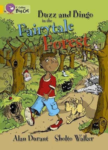 9780007474233: Buzz and Bingo in the Fairytale Forest Workbook (Collins Big Cat)
