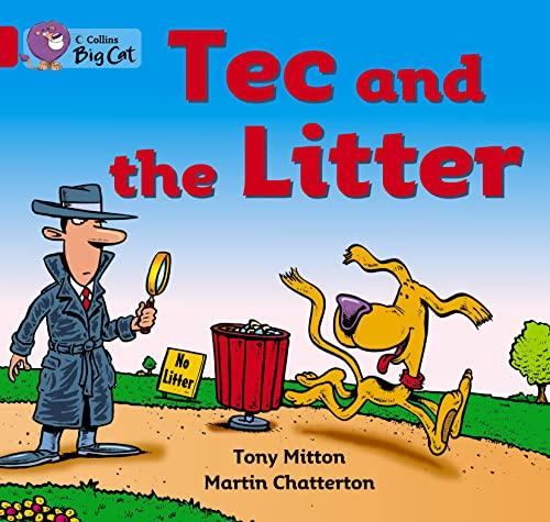 9780007474431: Collins Big Cat - Tec and the Litter Workbook