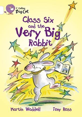 9780007474509: Class Six and the Very Big Rabbit Workbook (Collins Big Cat)