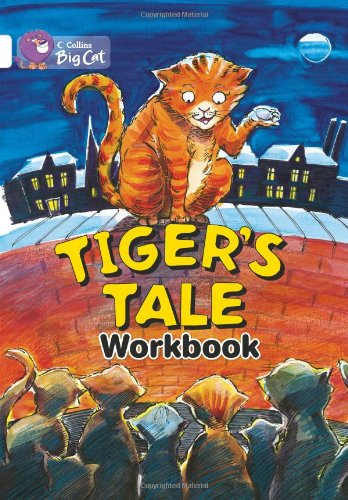 9780007474547: Collins Big Cat - Tiger's Tale Workbook