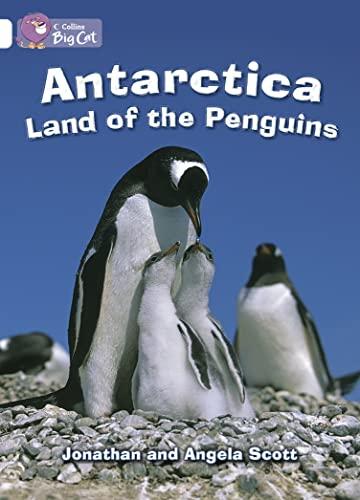 9780007474585: Antarctica: Land of the Penguins Workbook (Collins Big Cat)