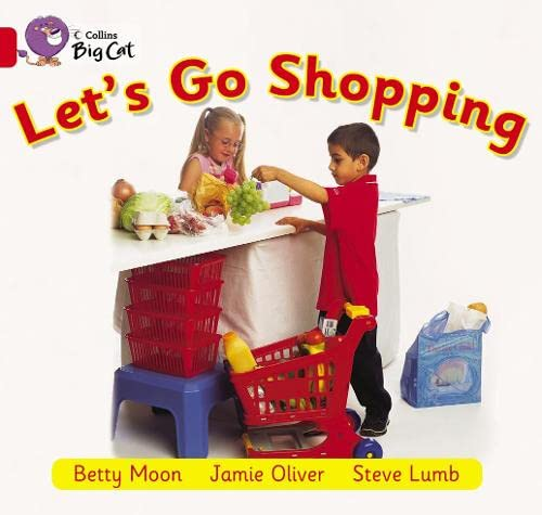 9780007474639: Let's Go Shopping Workbook (Collins Big Cat)
