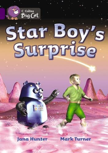 9780007474820: Collins Big Cat - Star Boy's Surprise: Band 08/Purple