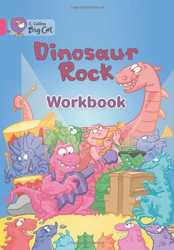 9780007474905: Collins Big Cat - Dinosaur Rock Workbook