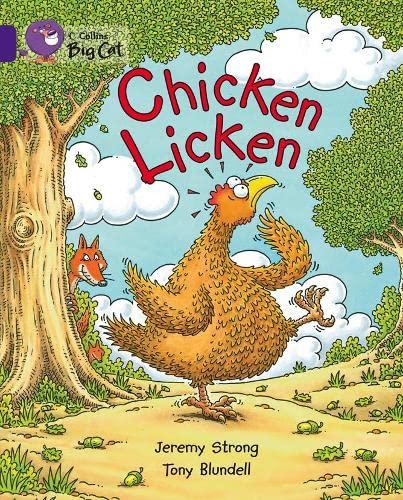 9780007474981: Chicken Licken (Collins Big Cat)