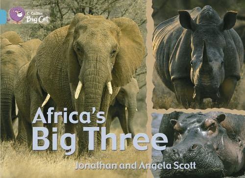 9780007475032: Collins Big Cat - Africa's Big Three Workbook