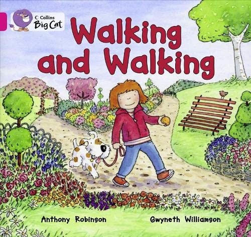9780007475438: Walking and Walking (Collins Big Cat)