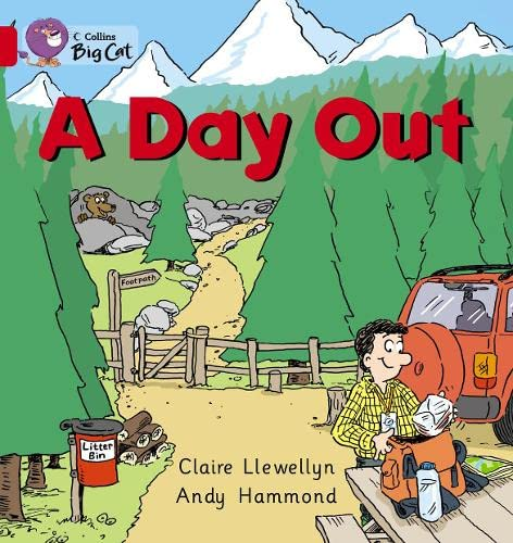 9780007475537: A Day Out (Collins Big Cat)