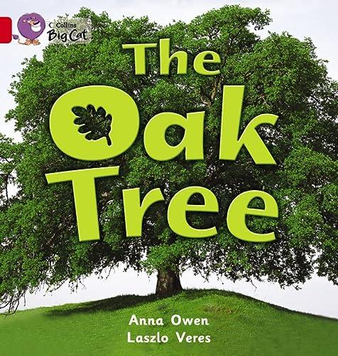 9780007475933: Collins Big Cat - The Oak Tree: Band 02b/Red B