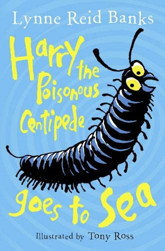 9780007476800: Harry the Poisonous Centipede Goes To Sea