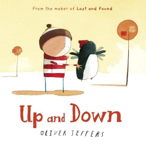 9780007476824: Up and Down. Oliver Jeffers