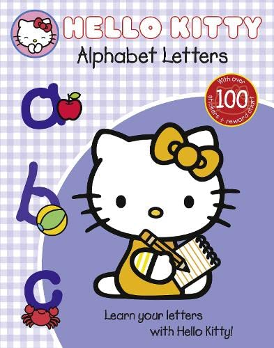 9780007477869: Learn with Hello Kitty: Alphabet Letters