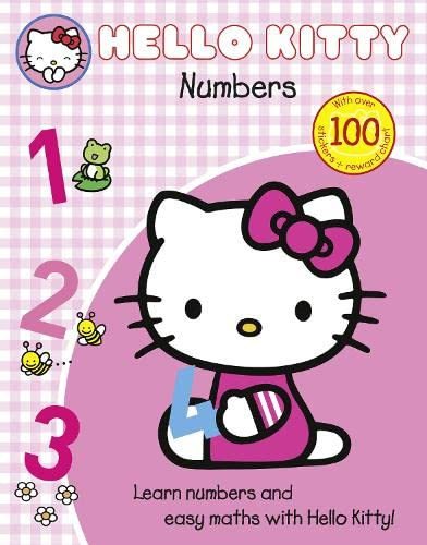 9780007477876: Learn with Hello Kitty: Numbers