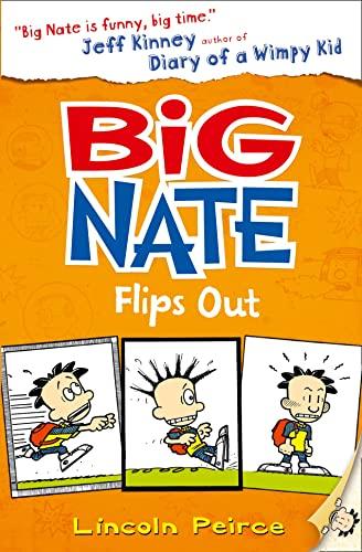 9780007478279: Big Nate Flips Out (Big Nate, Book 5)