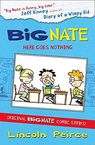 9780007478323: Big Nate Compilation 2: Here Goes Nothing