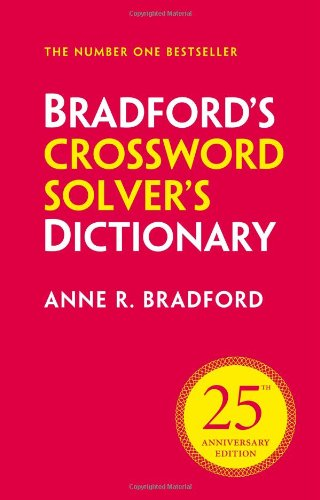 9780007478750: Collins Bradford's Crossword Solver's Dictionary