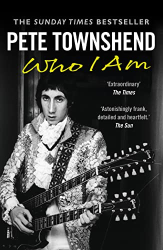 9780007479160: Pete Townshend: Who I am