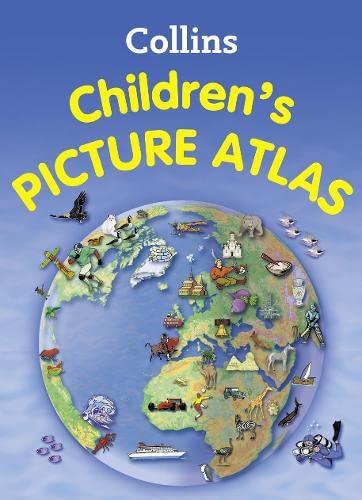 9780007479443: Collins Children's Picture Atlas