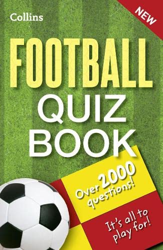 9780007479962: Collins Football Quiz Book