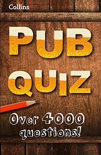 9780007479979: Collins Pub Quiz