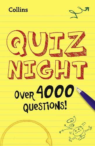 9780007479986: Collins Quiz Night (Quiz Book)