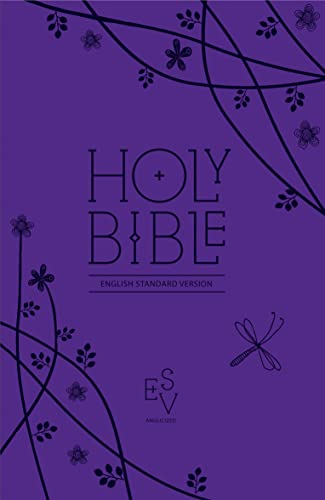 9780007480081: Holy Bible: English Standard Version (ESV) Anglicised Purple Compact Gift edition with zip (Bible Esv)
