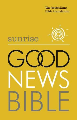 9780007480142: Sunrise Good News Bible