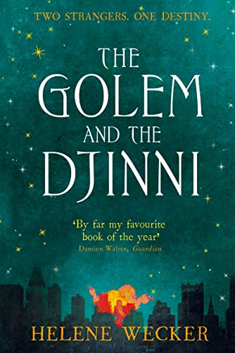 9780007480197: The Golem and the Djinni