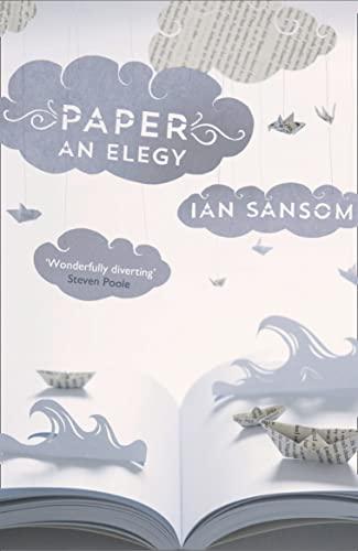 9780007480272: Paper: An Elegy