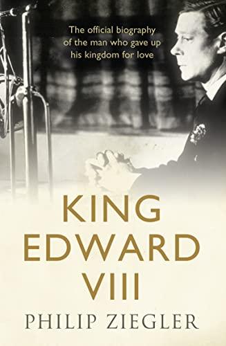 9780007481019: King Edward VIII