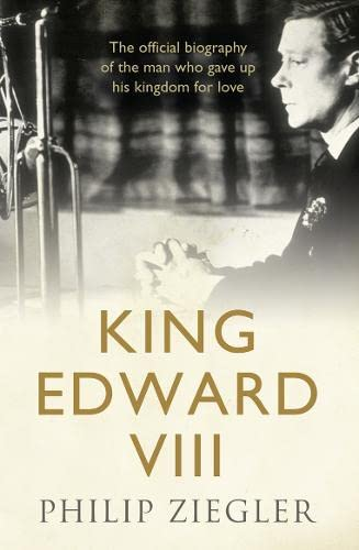 King Edward VIII: Ziegler, Philip