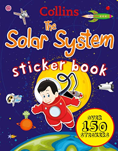 9780007481422: Collins Solar System Sticker Book (Collins Sticker Books)