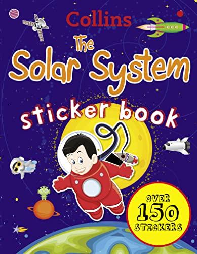 9780007481422: Collins The Solar System Sticker Book (Collins Sticker Books)