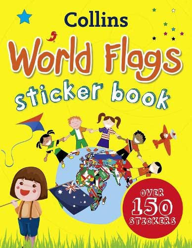 9780007481439: Collins World Flags Sticker Book (Collins Sticker Books)