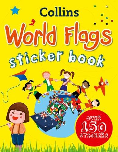 9780007481439: Collins World Flags Sticker Book (Collins Sticker Books)