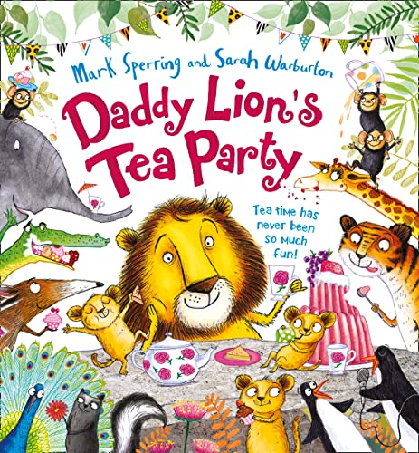 9780007481842: Daddy Lion's Tea Party