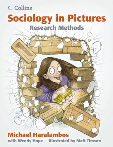 9780007481934: Sociology in Pictures - Research Methods
