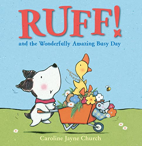 9780007483570: Ruff! and the Wonderfully Amazing Busy Day