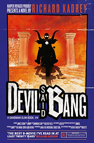 9780007483716: Devil Said Bang (Sandman Slim 4)