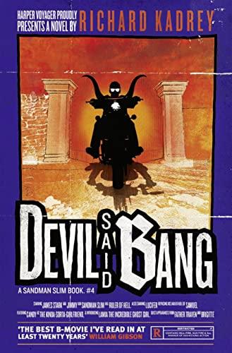 9780007483716: Devil Said Bang (Sandman Slim)