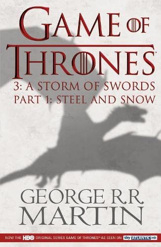 9780007483846: A Game of Thrones: A Storm of Swords Part 1 (A Song of Ice and Fire)