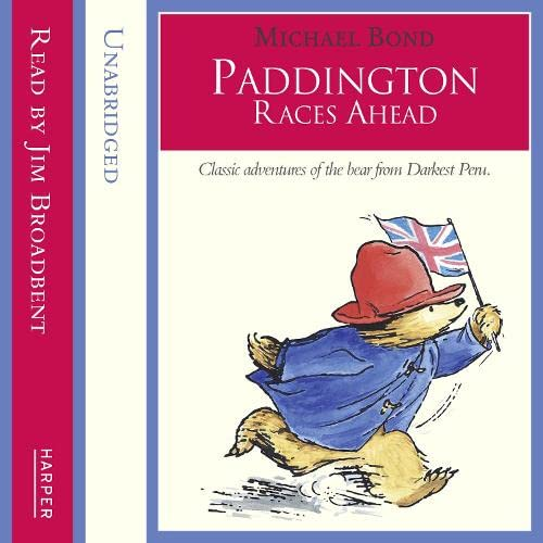 9780007483983: Paddington Races Ahead