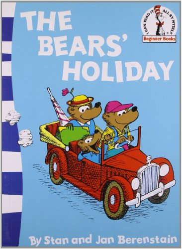 9780007484232: The Bears' Holiday: Berenstain Bears (Beginner Series (Berenstain Bears))